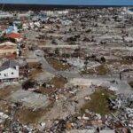 Bahamas sospecha de numerosas muertes en Islas Ábaco por el huracán Dorian