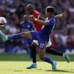 Premier League: Manchester United con penal se impone 1-0 al  Leicester