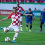 Eurocopa 2020: Croacia puso en peligro su liderato al empatar 1-1 con Azerbaiyán
