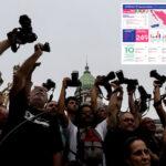 México: Estudio de una ONG revela que cada 17 horas agreden a un periodista