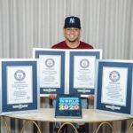 Ozuna: Cantante puertorriqueño suma cuatro récords Guinness a su colección de trofeos