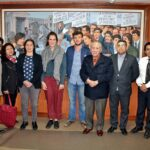 ANP: Encuentro con representantes de Solidaridad Mundial
