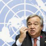 Antonio Guterres defiende a Bachelet tras los ataques de Bolsonaro