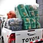 Región Lima refuerza entrega de ayuda humanitaria ante temporada de heladas
