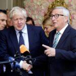 """Johnson y Juncker acuerdan intensificar las conversaciones del """"brexit"""""""