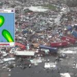 Huracán Dorian deja a Bahamas sumergida en catástrofe y ahora débil se enfila a EEUU