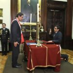Zeballos juró como presidente del Consejo de Ministros (VIDEO)