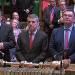 """Reino Unido: Ley contra """"brexit"""" duro supera primera votación en los Comunes"""