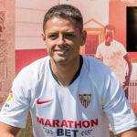 """Liga Santander: """"Chicharito"""" Hernández fichaje estelar del Sevilla debutaría ante Alaves"""