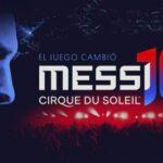 El Cirque du Soleil ultima el montaje del espectáculo sobre Messi en el Fòrum