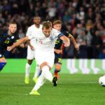 Eurocopa 2020: Inglaterra completa una década invicta goleando 5-3 a Kosovo