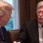 EEUU: Trump despide a John Bolton su asesor de Seguridad Nacional