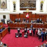 TC: Bancadas democráticas protestaron por elección (VIDEOS)