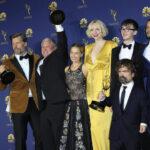 """Premios Emmy: Actores de """"Game of Thrones"""" presentarán a galardonados"""