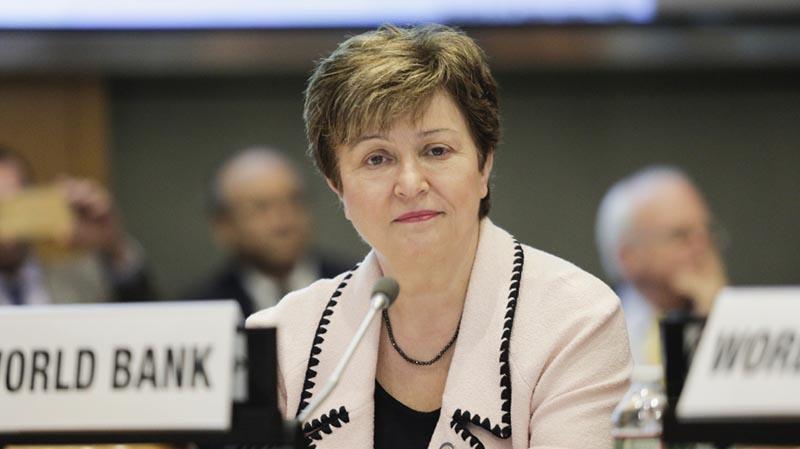 Directorio del FMI considerará a Kristalina Georgieva para ser directora gerente