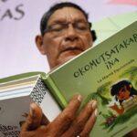 Mitos de la Amazonía peruana se hacen inmortales con cuentos infantiles