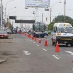 Comuna de Lima concluirá desinstalación de carriles Panamericanos este domingo