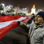 Adelanto de elecciones: Manifestación exigirá también cierre del Congreso