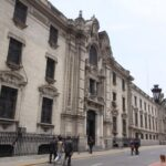 Poder Ejecutivo recibe a la Comisión de Venecia (VIDEO)