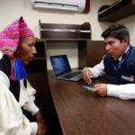 Puno: Reniec facilitará trámites en 13 comunidades indígenas
