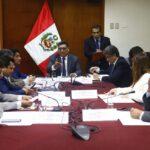 Congreso: Se instala Subcomisión de Acusaciones Constitucionales