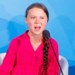 """Greta Thunberg a los líderes mundiales: """"El cambio viene, les guste o no"""""""