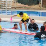 Punta Hermosa: Jóvenes con habilidades diferentes reciben taller inclusivo de surf