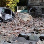 Un seísmo de magnitud 5.8 en la escala de Richter sacude Albania