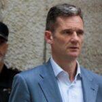 La Fiscalía apela las salidas de prisión del cuñado de Felipe VI