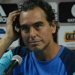 """Liga 1: """"Chemo"""" Del Solar pide disculpas al árbitro Yovany Quevedo"""