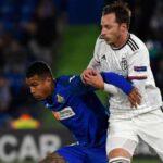 Europa League: Basel sorprende a Getafe con triunfo de visita por el Grupo C