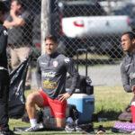 Selección peruana: Yordy Reyna es el único que no entrenó hoy en Uruguay