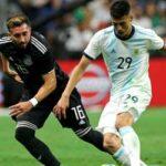 Alemania vs Argentina: Albicelestes sin Lionel Messi ante el poderoso once teutón