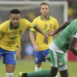 Senegal iguala 1-1 con Brasil sin que Neymar pueda anotar en su partido 100