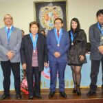 ANP Huamanga juramenta a nueva directiva