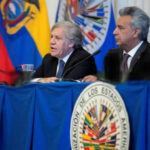 OEA: Almagro ve esencial permitir al presidente ecuatoriano acabar su mandato