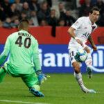 Ligue 1 Francia: PSG golea 4-1 al Niza con un doblete de Ángel Di María