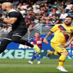 Liga Santander: El tridente del Barza con goleada (3-0) le corta la racha al Eibar