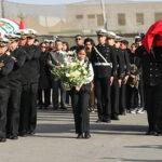 Ministro de Defensa recibió restos de capitán y comunicador fallecidos en Piura
