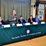 Día del Periodista: Sesión solemne exigiendo despenalizar delitos de prensa