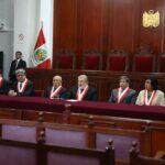 TC rechazó medida cautelar contra disolución del Congreso (VIDEO)