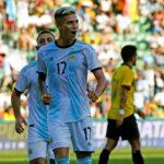 Argentina se carga de moral ante frágil Ecuador (6-1)