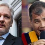 El espionaje a Assange alcanzó al expresidente ecuatoriano Rafael Correa