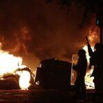 Disturbios nocturnos en Barcelona se saldan con 182 heridos (VIDEO)