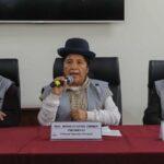 Órgano electoral de Bolivia acepta auditoría de organismos internacionales