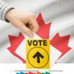Abren los primeros centros de votación en las elecciones generales de Canadá