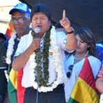Evo Morales invita a Argentina, Brasil, Colombia y EEUU a auditar los votos