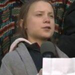 Greta Thunberg encabeza manifestación contra la crisis climática en Vancouver