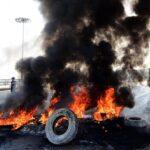 Aumentan a 27 los muertos en tres días de protestas en varios puntos de Irak