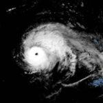 Portugal: El huracán Lorenzo se acerca al archipiélago de las Azores